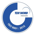 ISO 9001:2015 TUV Nord